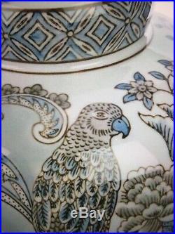 Brand New Laura Ashley Elizabeth Hand Painted Large Ceramic Lamp Base