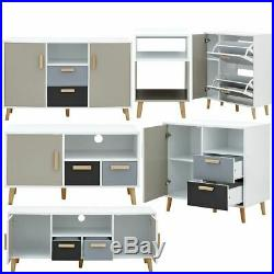 Delta Coffee Table Lamp Table Tv Stand Cabinet Sideboard Shoe Cabinet Rack