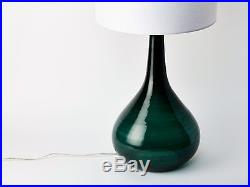 House Doctor Large Green Lamp