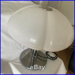Italian MID Century Large Quadrifoglio Table Lamp By Guzzini