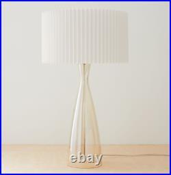 John Lewis & Partners Delilah Large Table Lamp, Champagne RRP £199