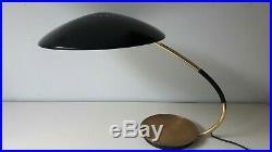 Kaiser 6787 Table Desk lamp Original Very Large Mid Century 1950s Germany