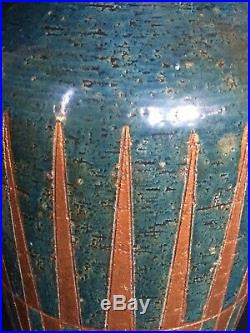 Large Aldo Londi Bitossi Table Lamp