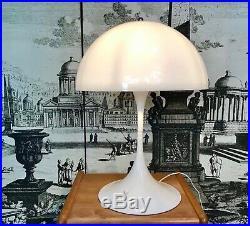 Large Version of PANTHELLA Table Lamp by VERNER PANTON for LOUIS POULSEN 1970s