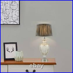 Laura Ashley Meredith Large Table Lamp Glass Base Only NEW RRP£175