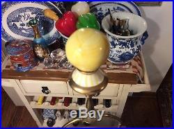 MACKENZIE CHILDS Large Table Lamp