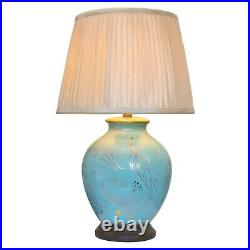 NOW £40 OFF Oriental Ceramic Porcelain Table Lamp (M12257) Chinese Mandarin