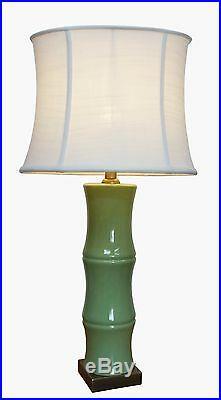 NOW £40 OFF Oriental Ceramic Porcelain Table Lamp (M15043) Chinese Mandarin