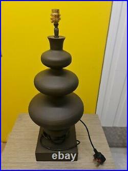 OKA Minerva Metal Table Lamp, Large