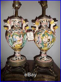Capodimonte Large Table Lamp