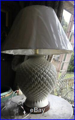 Ralph Lauren Large Artichoke Table Lamp