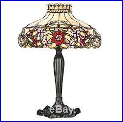 Tiffany Milano Large 610mm Table Lamp